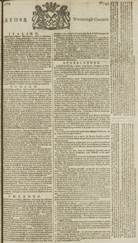 Leydse Courant 1769-04-05