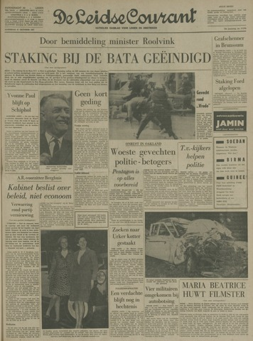 Leidse Courant 1967-10-21