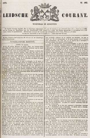 Leydse Courant 1875-08-25