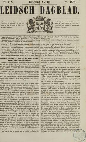 Leidsch Dagblad 1861-07-09