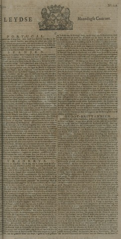 Leydse Courant 1722-09-07