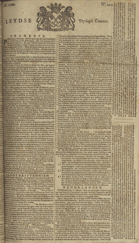Leydse Courant 1760-10-10