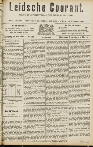 Leydse Courant 1890-05-17