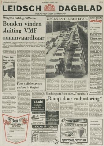 Leidsch Dagblad 1977-04-09