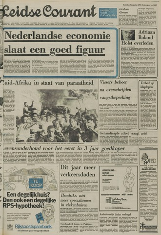 Leidse Courant 1976-08-07