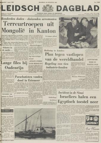 Leidsch Dagblad 1967-08-28
