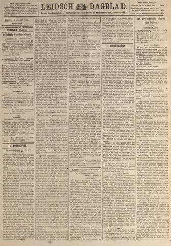 Leidsch Dagblad 1921-01-31