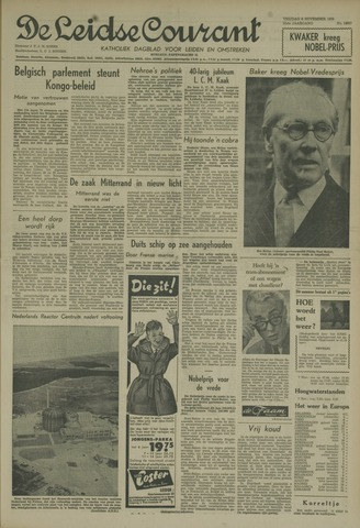 Leidse Courant 1959-11-06
