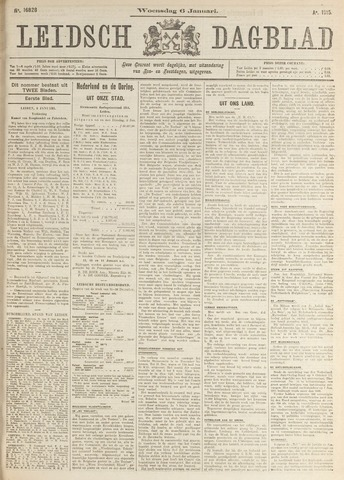 Leidsch Dagblad 1915-01-06
