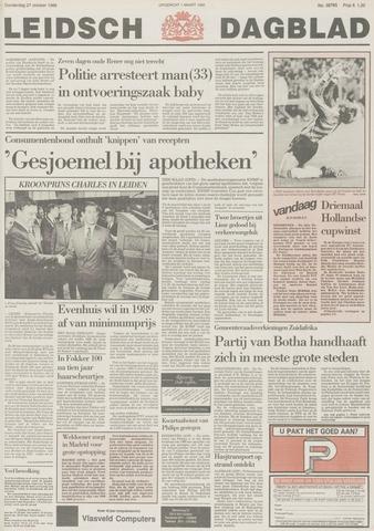 Leidsch Dagblad 1988-10-27