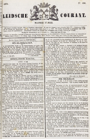 Leydse Courant 1871-07-17