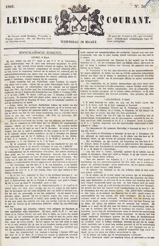 Leydse Courant 1869-03-10