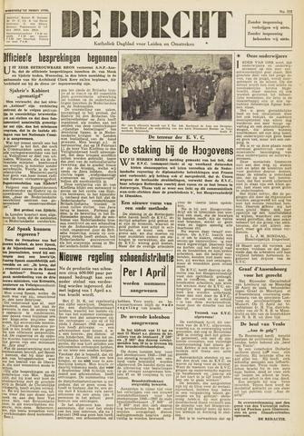 De Burcht 1946-03-13