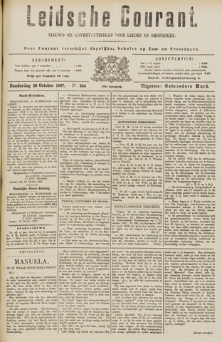 Leydse Courant 1887-10-20