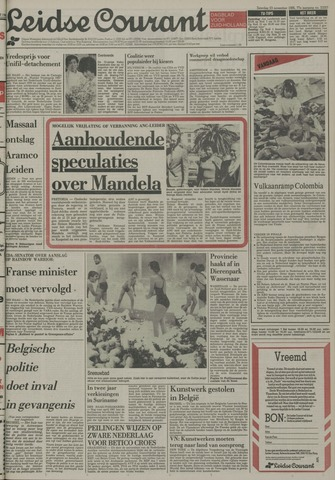 Leidse Courant 1985-11-23