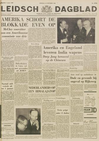 Leidsch Dagblad 1962-10-30