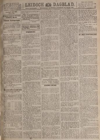 Leidsch Dagblad 1920-07-17