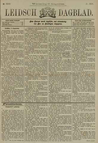 Leidsch Dagblad 1890-08-06