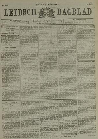Leidsch Dagblad 1909-01-18