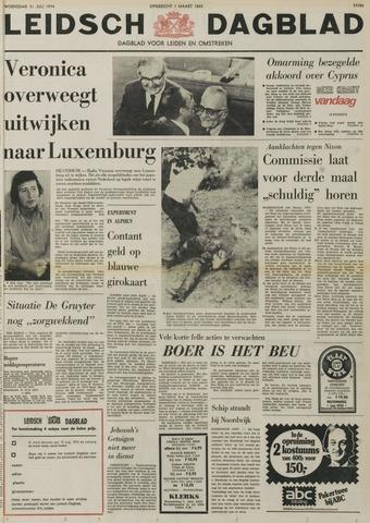 Leidsch Dagblad 1974-07-31