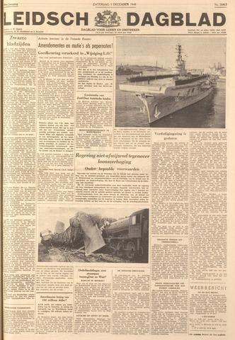 Leidsch Dagblad 1949-12-03
