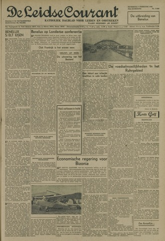 Leidse Courant 1948-02-07