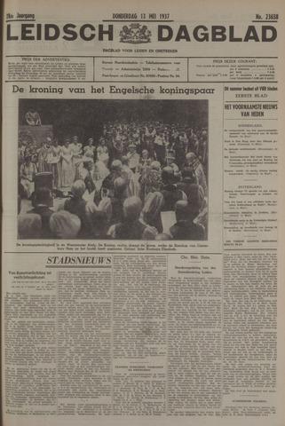 Leidsch Dagblad 1937-05-13