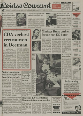 Leidse Courant 1989-04-14
