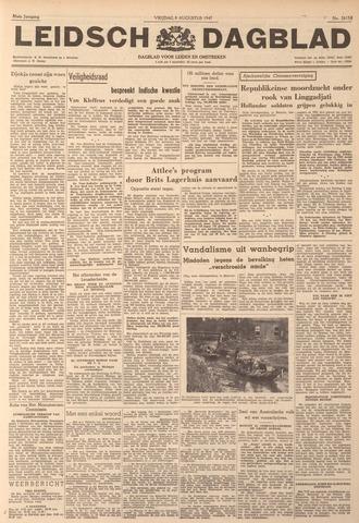 Leidsch Dagblad 1947-08-08