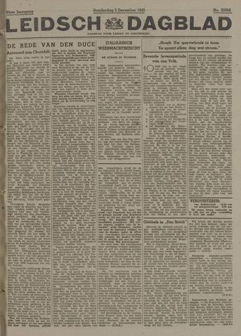 Leidsch Dagblad 1942-12-03