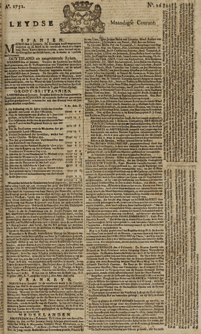 Leydse Courant 1752-02-07