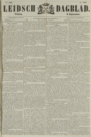 Leidsch Dagblad 1870-09-02