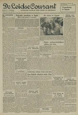 Leidse Courant 1952-01-31