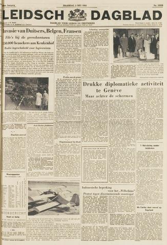 Leidsch Dagblad 1954-05-03