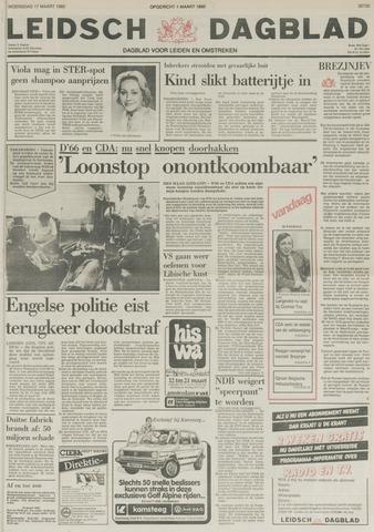 Leidsch Dagblad 1982-03-17
