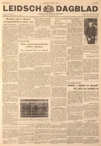 Leidsch Dagblad 1947-04-15