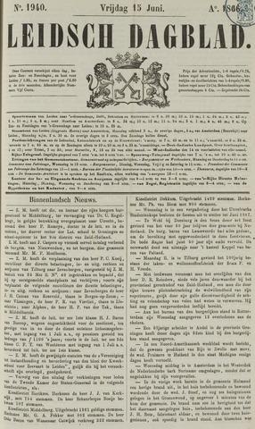 Leidsch Dagblad 1866-06-15