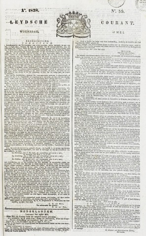Leydse Courant 1838-05-16