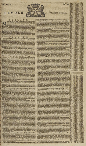 Leydse Courant 1754-06-21