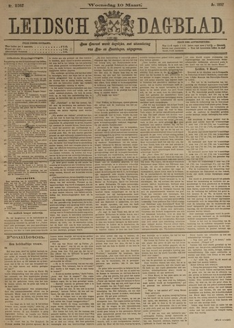 Leidsch Dagblad 1897-03-10