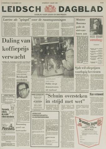 Leidsch Dagblad 1977-11-17