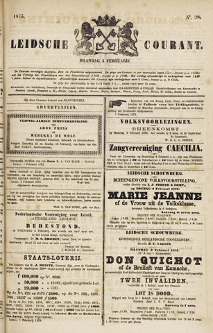 Leydse Courant 1873-02-03