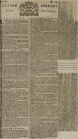 Leydse Courant 1794-11-28