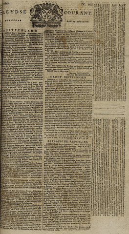 Leydse Courant 1802-08-25