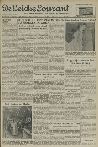 Leidse Courant 1952-12-06