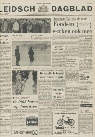 Leidsch Dagblad 1967-01-06