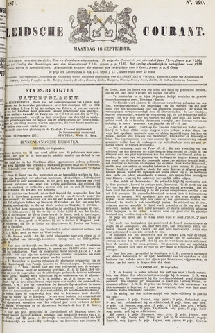 Leydse Courant 1871-09-18