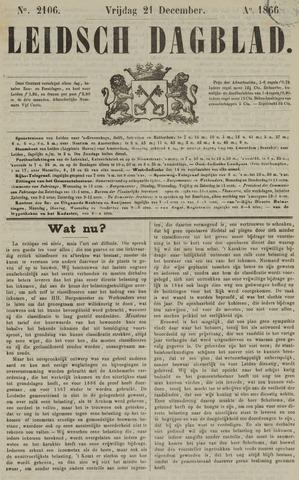Leidsch Dagblad 1866-12-21