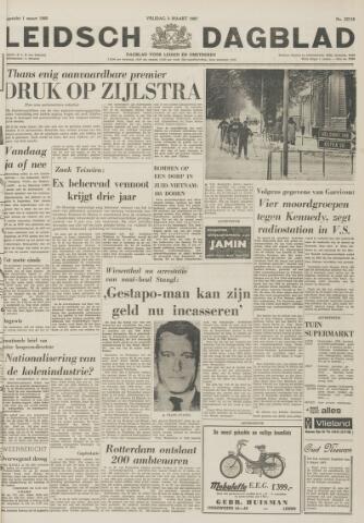 Leidsch Dagblad 1967-03-03
