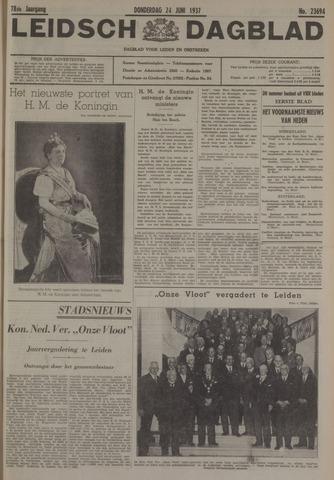 Leidsch Dagblad 1937-06-24